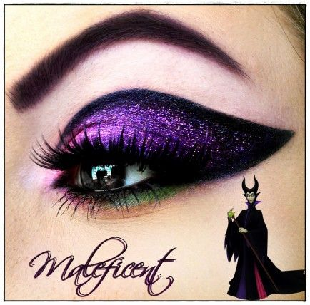 Eye Makeup for Disney Lovers- magnificient