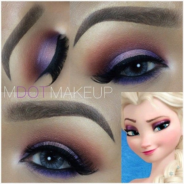 Eye Makeup for Disney Lovers-new