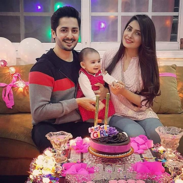See Family Moments from Ayeza Khan's Birthday