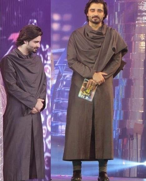 Hamza Ali Abbasi dress