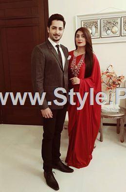 Latest clicks of Ayeza Khan and Danish Taimoor (2)