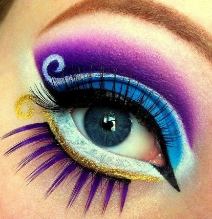 Make up Art-inspired