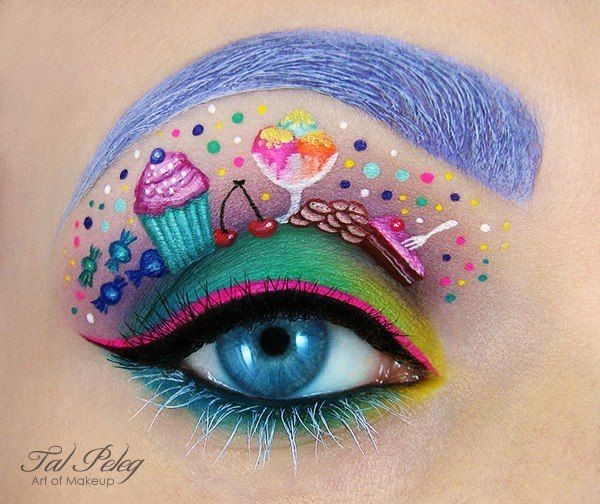 Make up Art- new