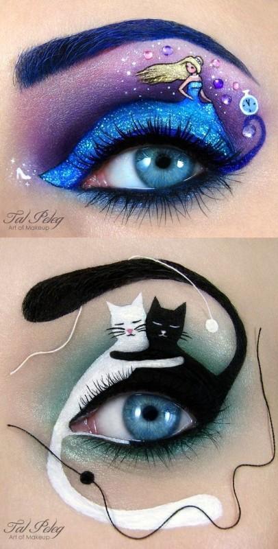 Makeup Art -snow