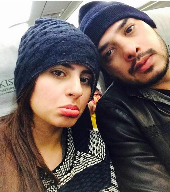 Pakistani Celebrities are on Vacations in Murree (5)