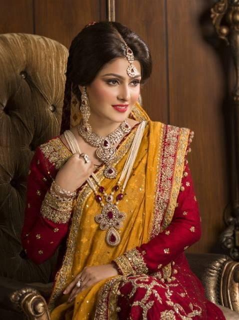 Pakistani Celebrities endorsing Afzal Jewelers (13)