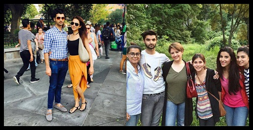 See Pictures from the set of Dobara Phir Se
