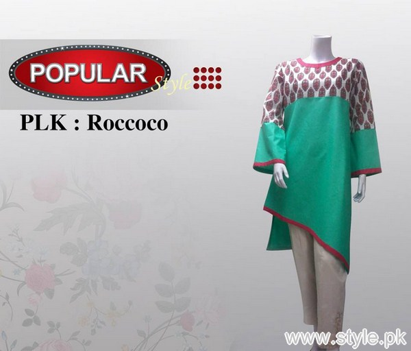 Popular Style Winter Collection 2016 For Girls 1
