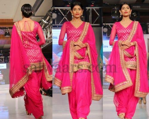 Shalwar kameez Trend 2016