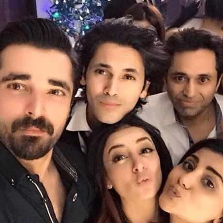 pakistani celebrities on new year