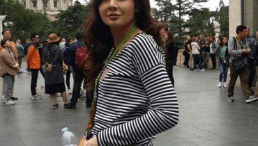 Amazing Clicks Of Mahnoor Baloch During Traveling
