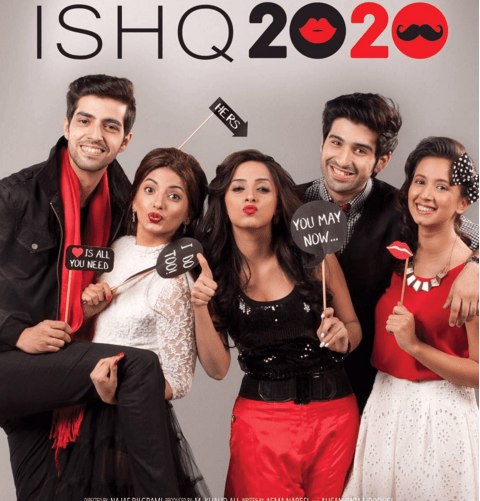Cast Of Ishq 2020 Upcoming Pakistani Movie 2016.poster