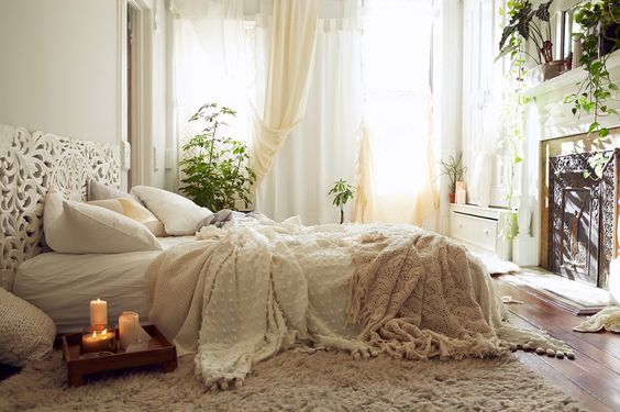 Cozy Bedrooms For Winters