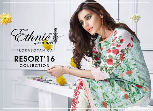 Ethnic By Outfitters Pret Wear Dresses 2016 For Women