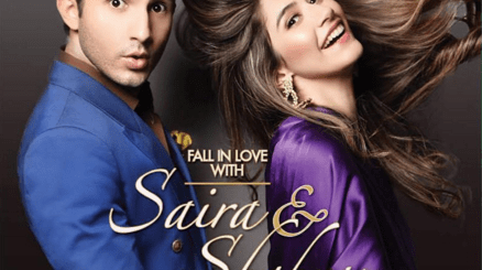Fall In Love With Syra and Shehroz