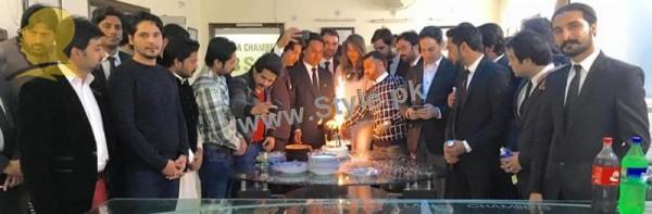 Fiza Ali celebrating her birthday (2)