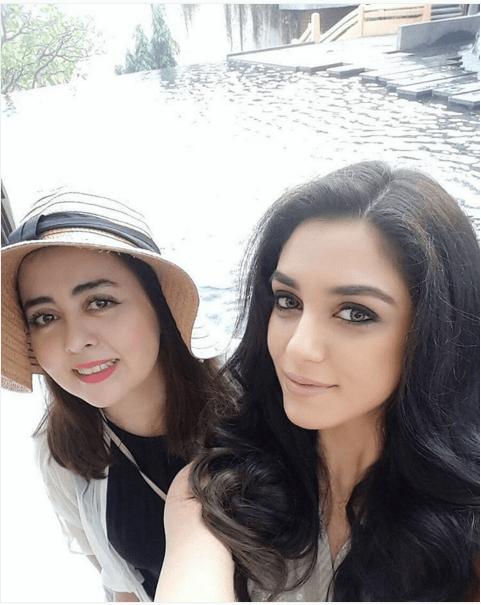 Maya Ali Shoot in Thailand with Maria.B. dno