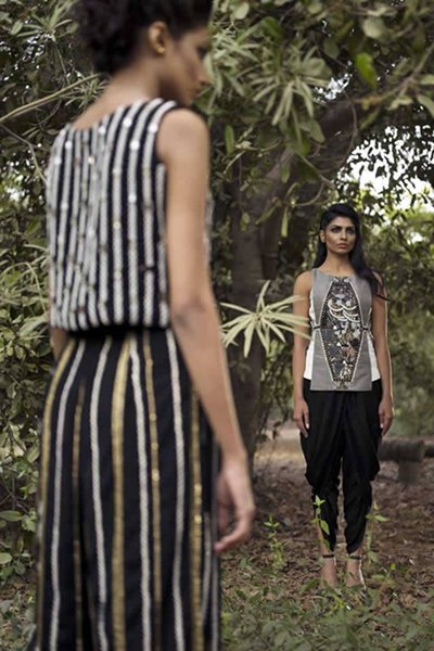Nida Azwer Pret Wear Dresses 2016 For Women004