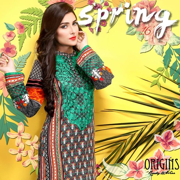 Origins Spring Dresses 2016 For Women004