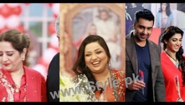 See Pakistani Celebrities celebrating Valentines day