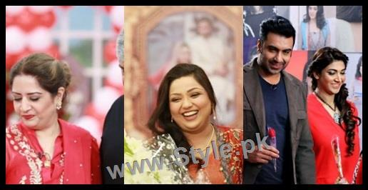 See Pakistani Celebrities celebrating Valentines day