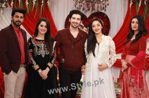 Pakistani Celebrities celebrating Valentines day (7)