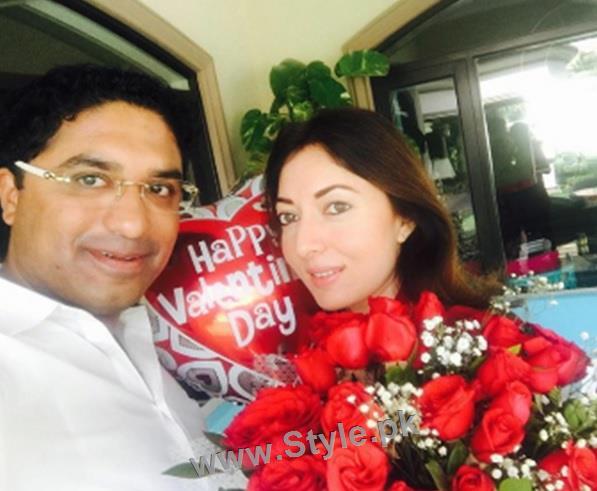 Pakistani Celebrities celebrating Valentines day (9)