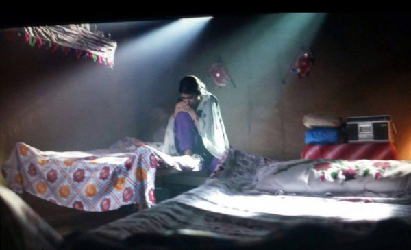 Pictures of Urwa Hozane from the set of Udaari. room