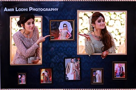 Sanam Baloch at her Brother's Wedding (2)
