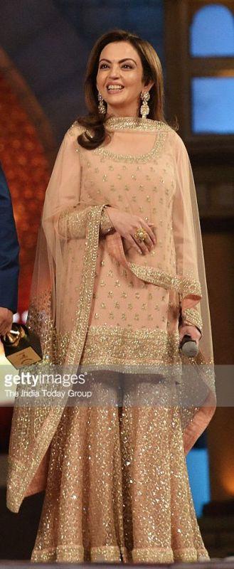 Nita bridal Sharara Designs 2017