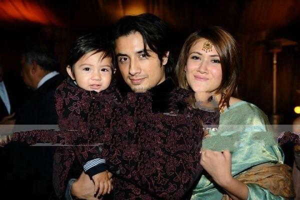 Ali Zafar family