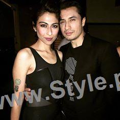 Birthday Party of Ali Zafar's wife (2)