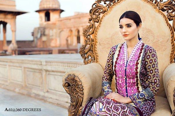 Madni Textiles Lawn Dresses 2016 For Women003