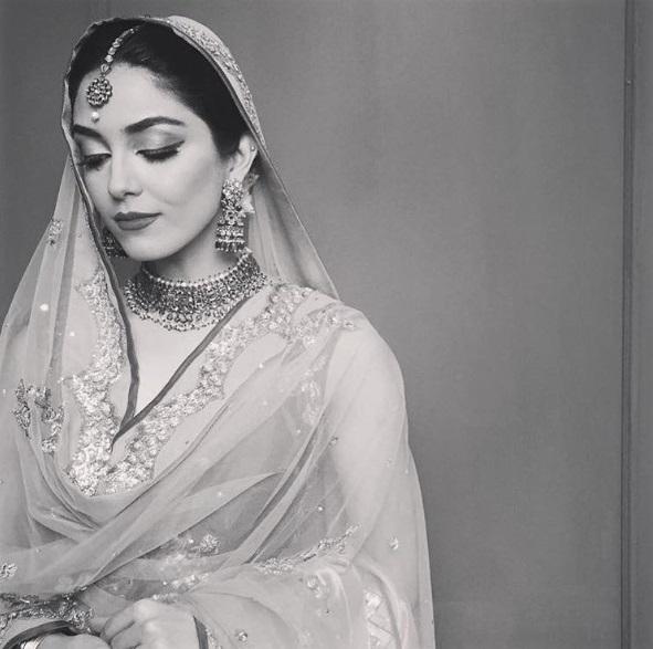 Maya Ali's Photoshoot for a salon (4)