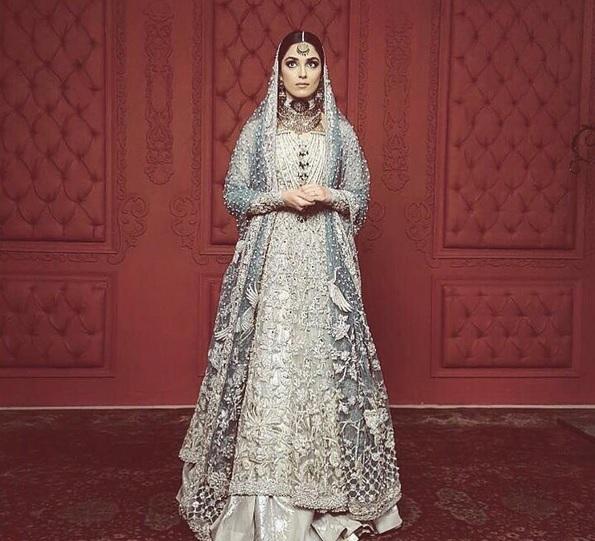 Maya Ali's Photoshoot for a salon (5)
