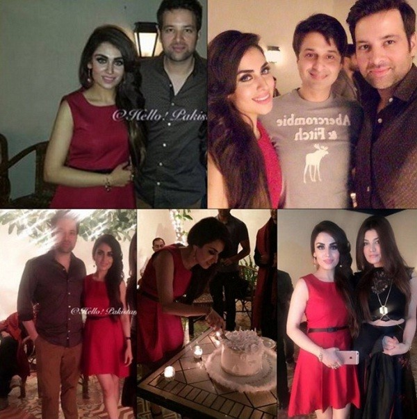 Mikaal Zulfiqar Wife Birthday