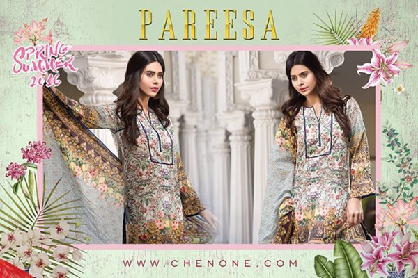 Pareesa By Chen One Spring Dresses 2016 for Women001