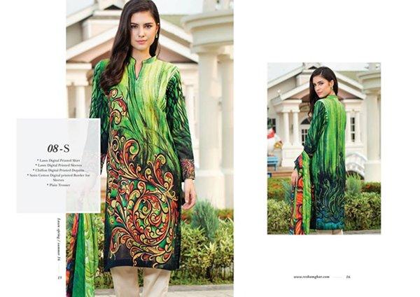 Resham Ghar Spring Dresses 2016 For Women001