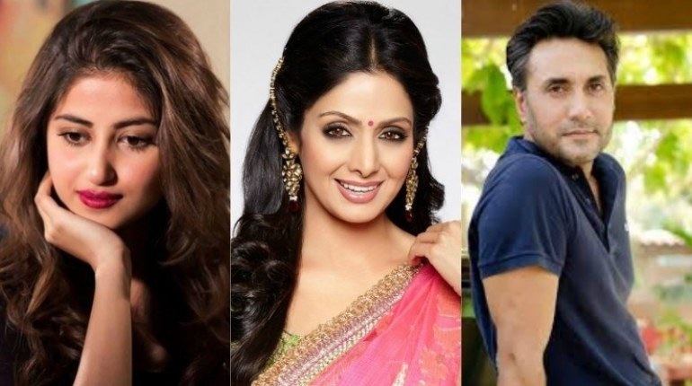 See Sajjal Ali and Adnan Siddiqui are coming together in Bollywood Movie with Sri Devi