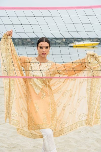Shirin Hassan Lawn Dresses 2016 For Women