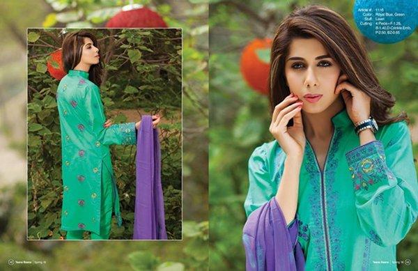 Taana Baana Spring Dresses 2016 For Women