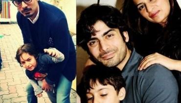 fawad khan family