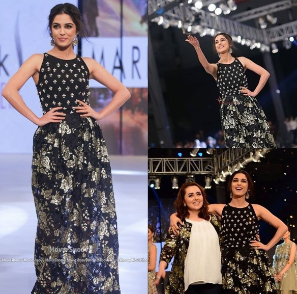 maya ali pfdc fashion week