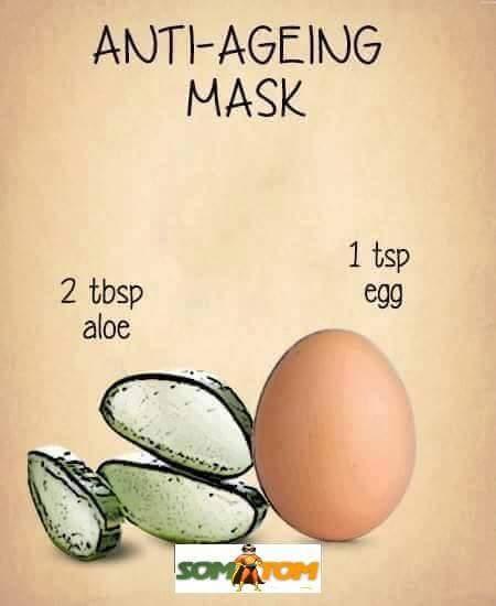 Amazing face masks recipes