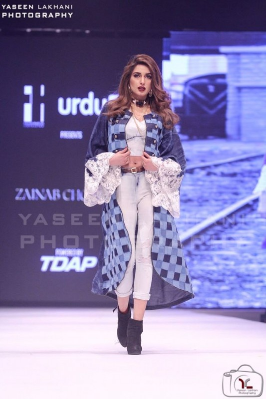 After a long time Iman Ali walked on Ramp at FPW16 Day 3 (4)