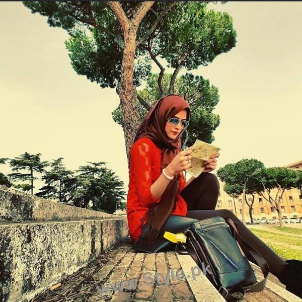 Arij Fatima is having fun in Italy (10)
