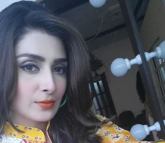 Ayeza Khan Makeup