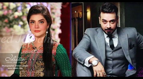 See Faysal Qureshi and Nida yasir are teamed up to host morning show
