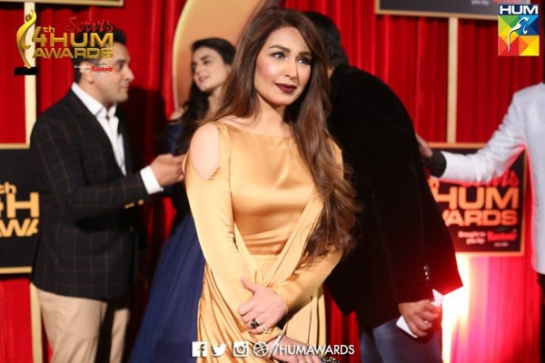 Hair Styles of Celebrities at HUM Awards 2016 (12)