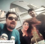 Pakistani Celebrities In Dubai For ARY Film Awards 2016